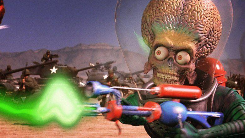 Mars Attacks! - Alchetron, The Free Social Encyclopedia