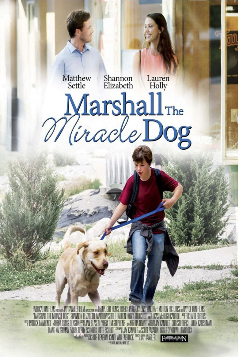 Marshall the Miracle Dog movie poster