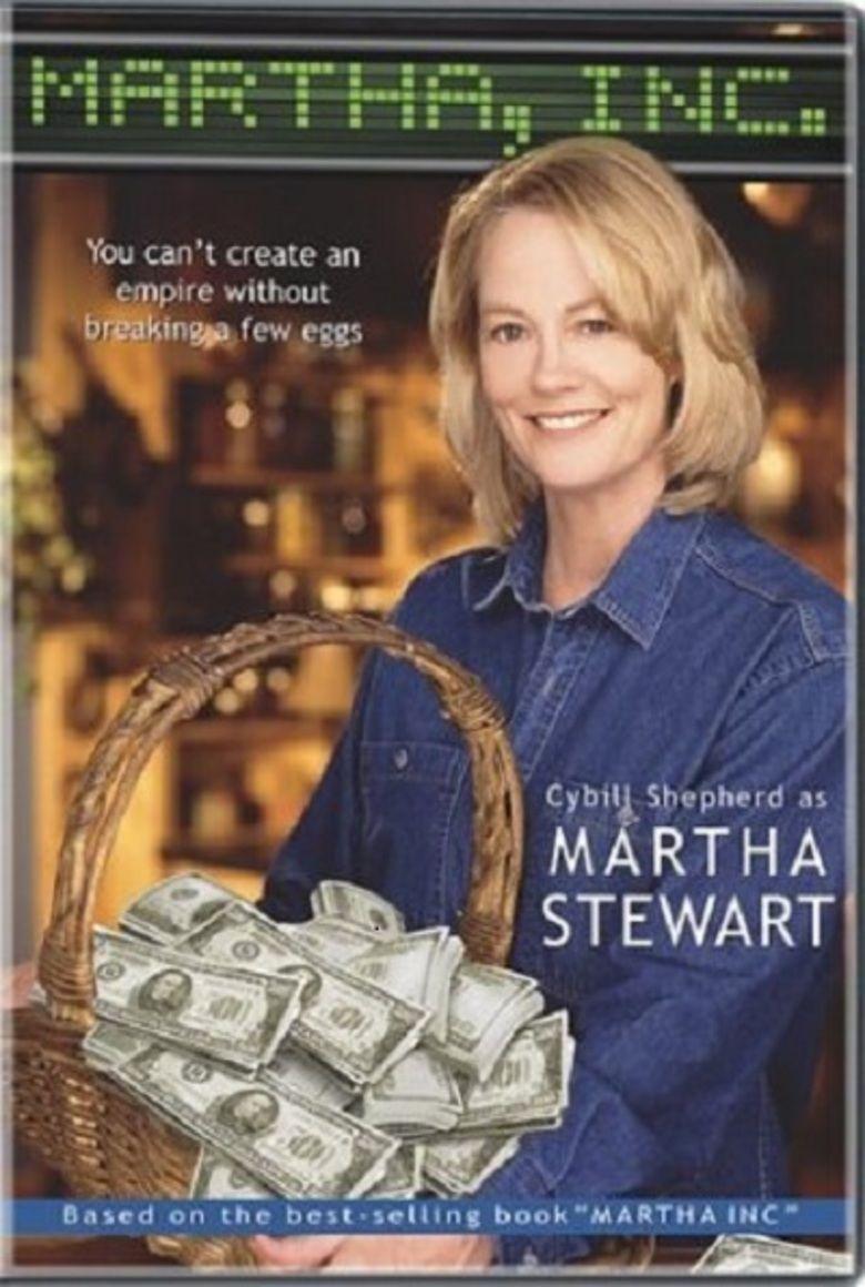 Martha, Inc: The Story of Martha Stewart movie poster
