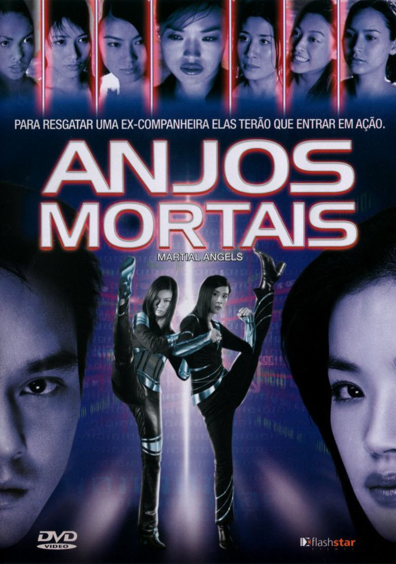 Martial Angels movie poster
