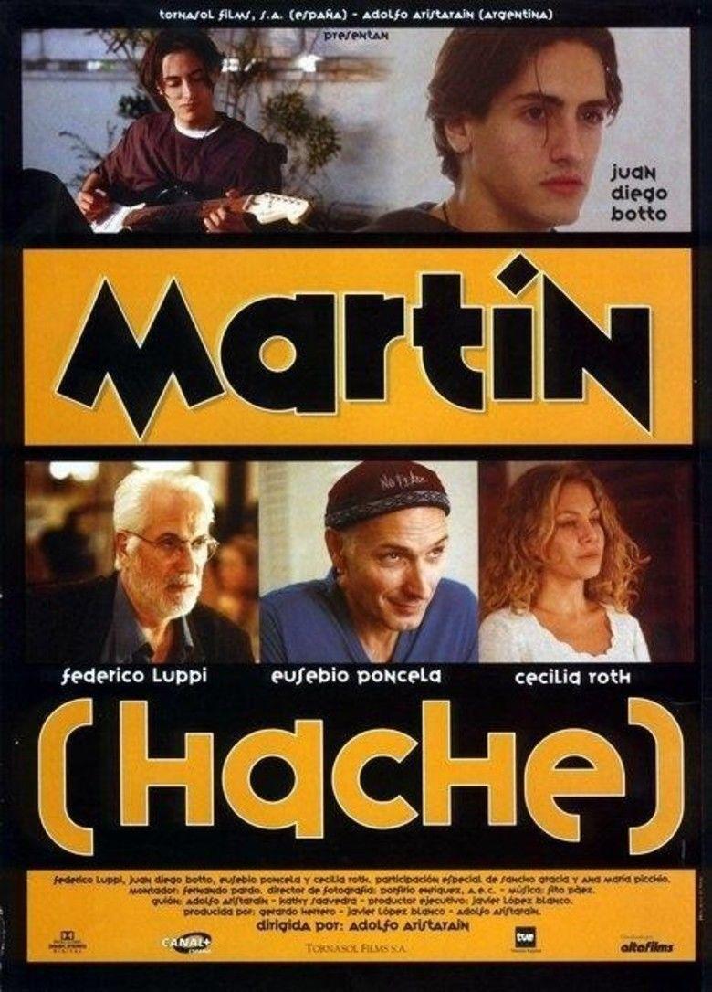Martin (hache) movie poster