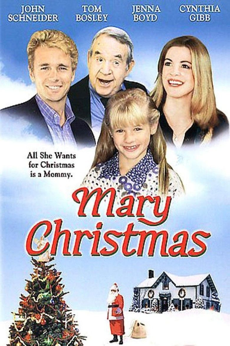 Mary Christmas (film) movie poster