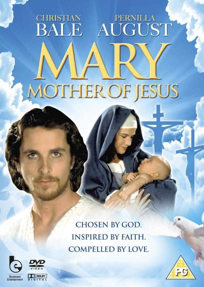 Mary, Mother of Jesus (film) movie poster