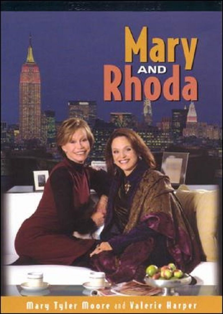 Mary and Rhoda movie poster