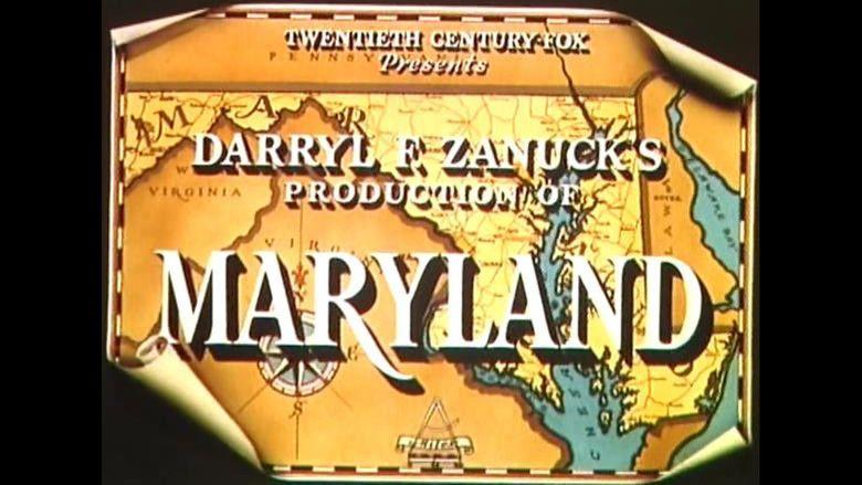 Maryland (1940 film) movie scenes