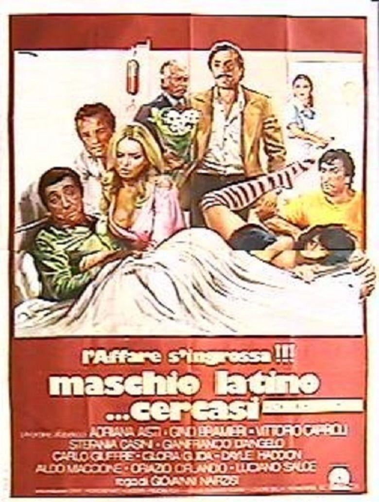 Maschio latino cercasi movie poster