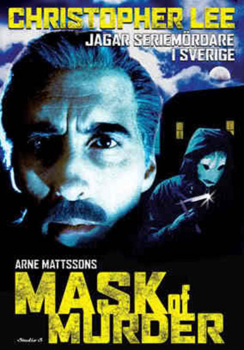 Mask of Murder movie poster