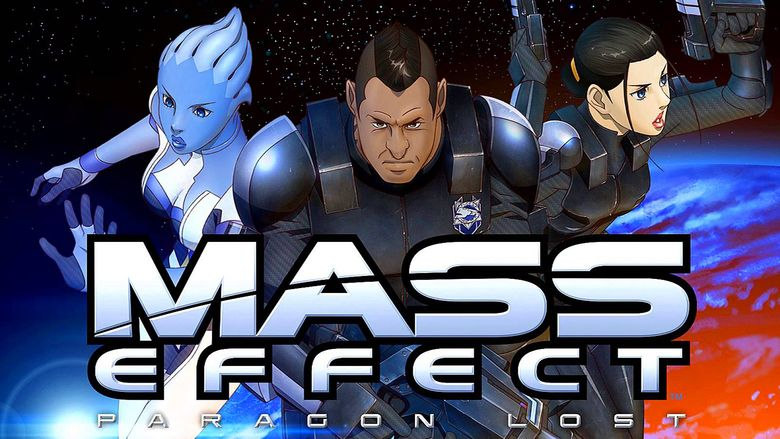 Mass Effect: Paragon Lost movie scenes