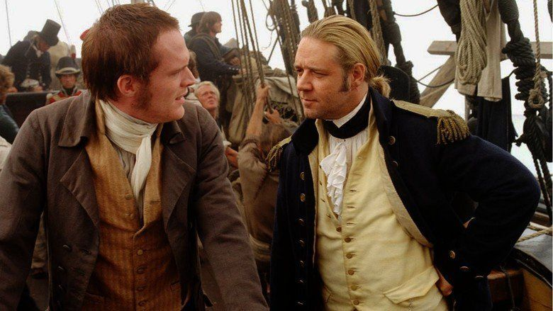 Master and Commander: The Far Side of the World movie scenes