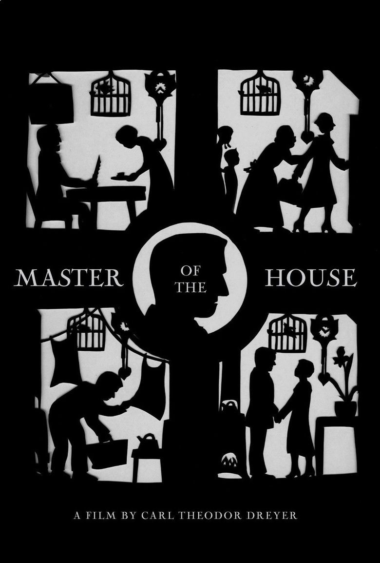 Master of the House movie poster