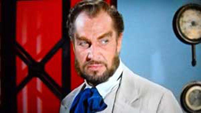 Master of the World (1961 film) movie scenes