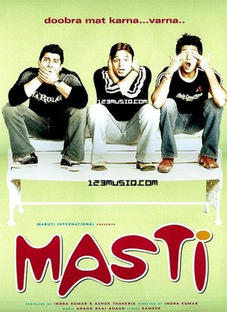 Masti (film series) movie poster