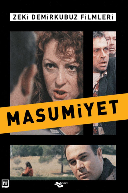 Masumiyet movie poster