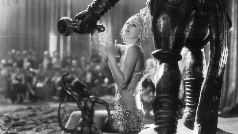 Mata Hari (1931 film) movie scenes