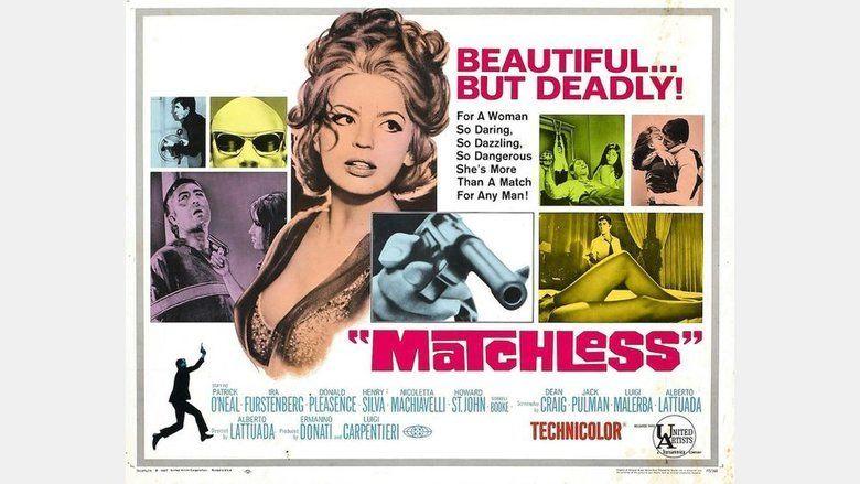 Matchless (film) movie scenes