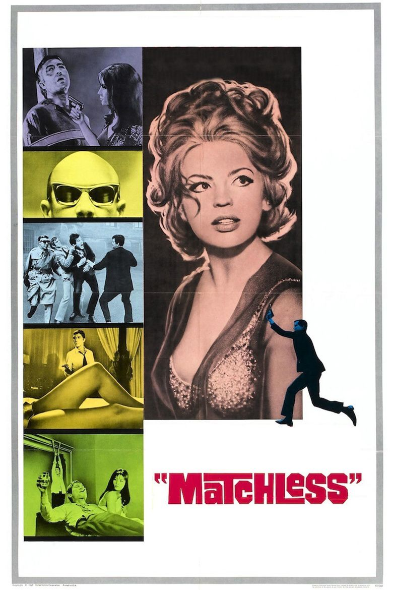 Matchless (film) movie poster
