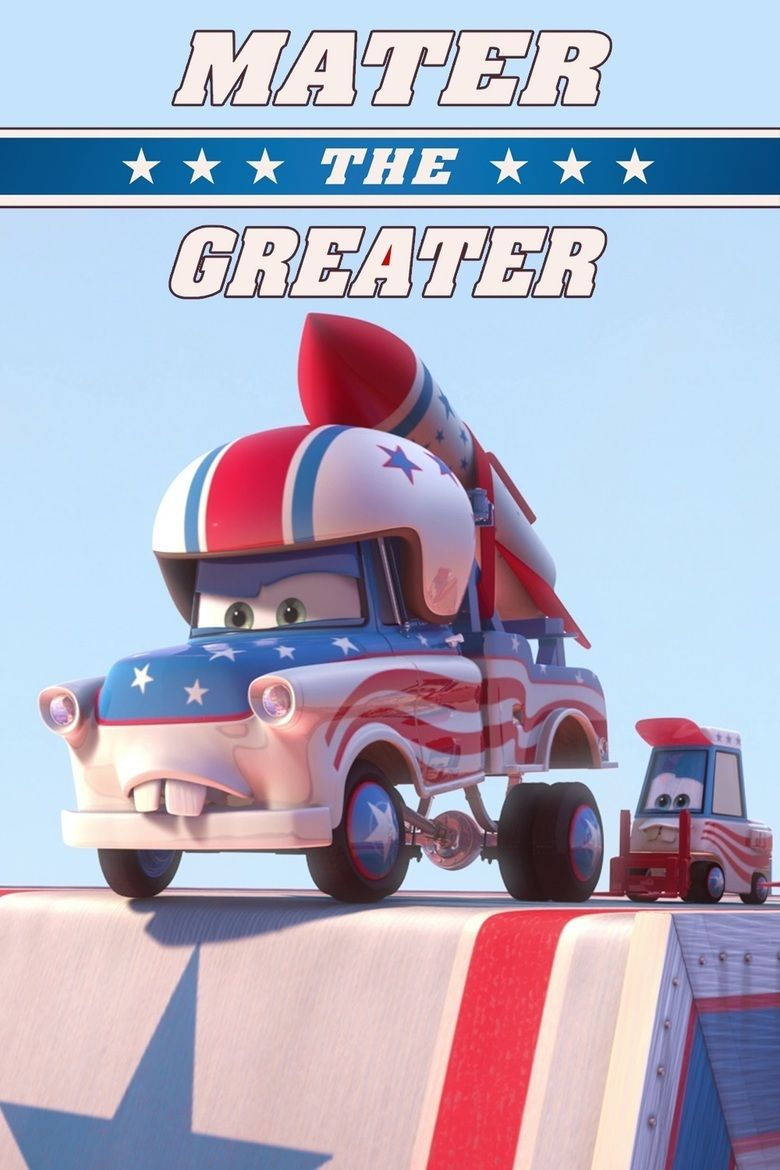 Mater the Greater movie poster