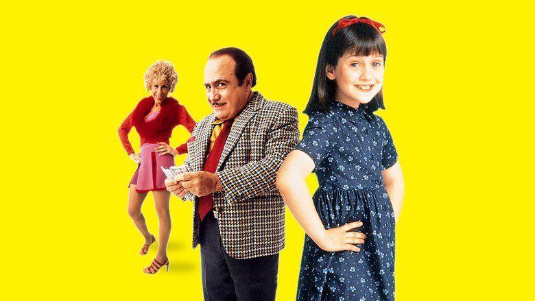 Matilda (1996 film) movie scenes
