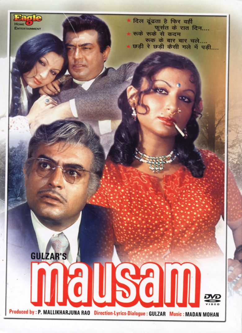 Mausam (1975 film) movie poster
