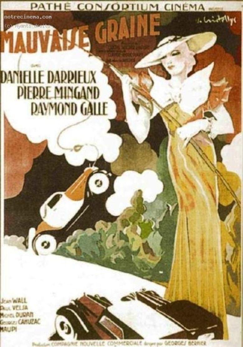 Mauvaise Graine movie poster