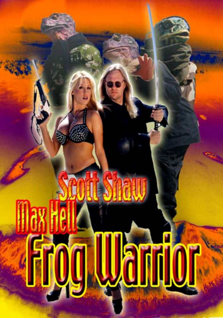 Max Hell Frog Warrior movie poster