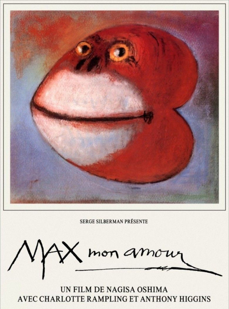 Max, Mon Amour movie poster
