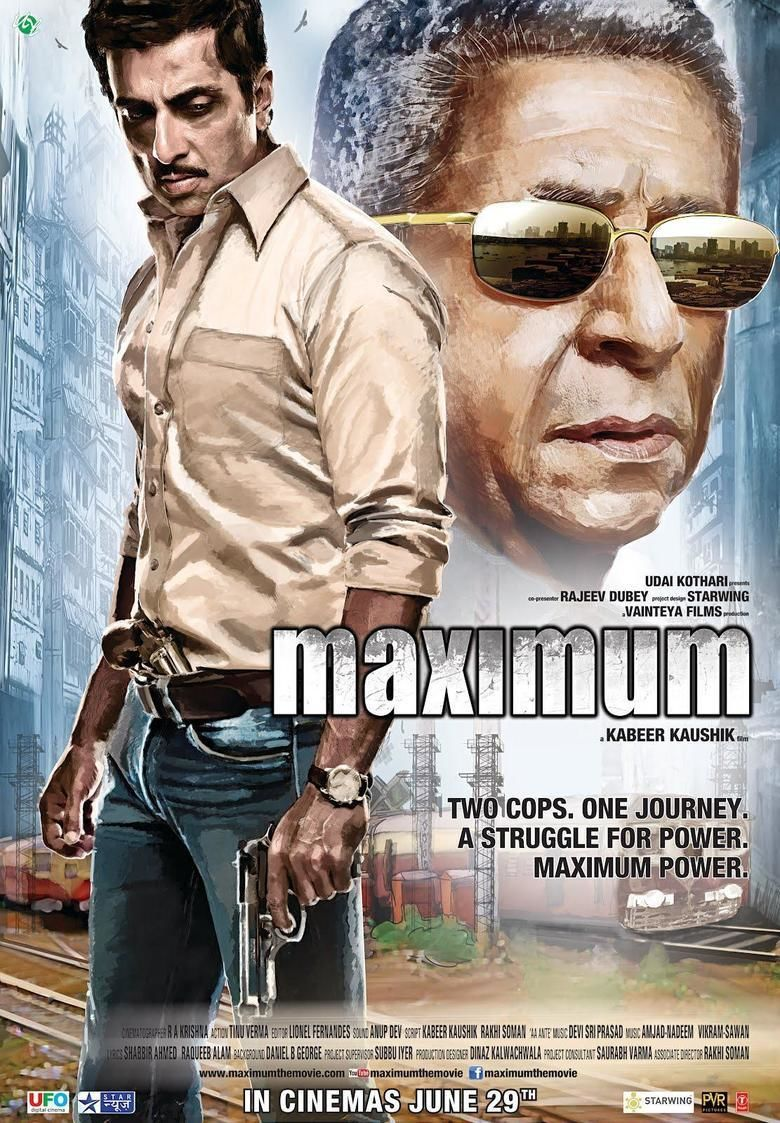 Maximum (film) movie poster
