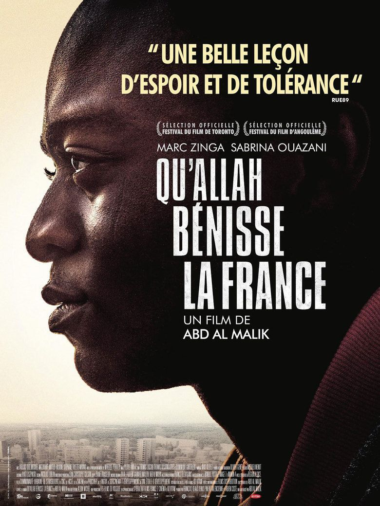 May Allah Bless France! movie poster