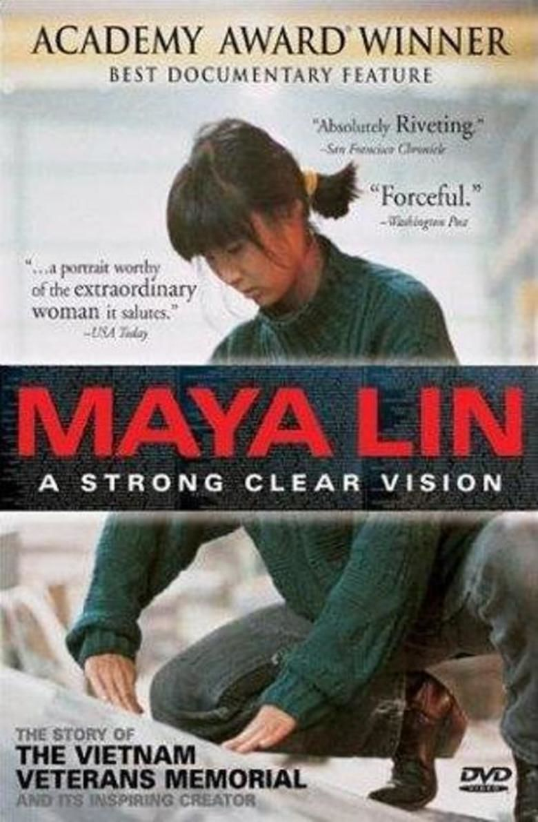 Maya Lin: A Strong Clear Vision movie poster