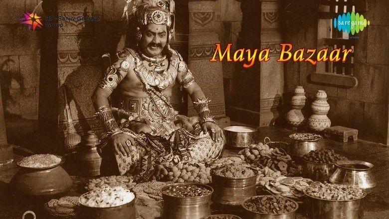Mayabazar movie scenes