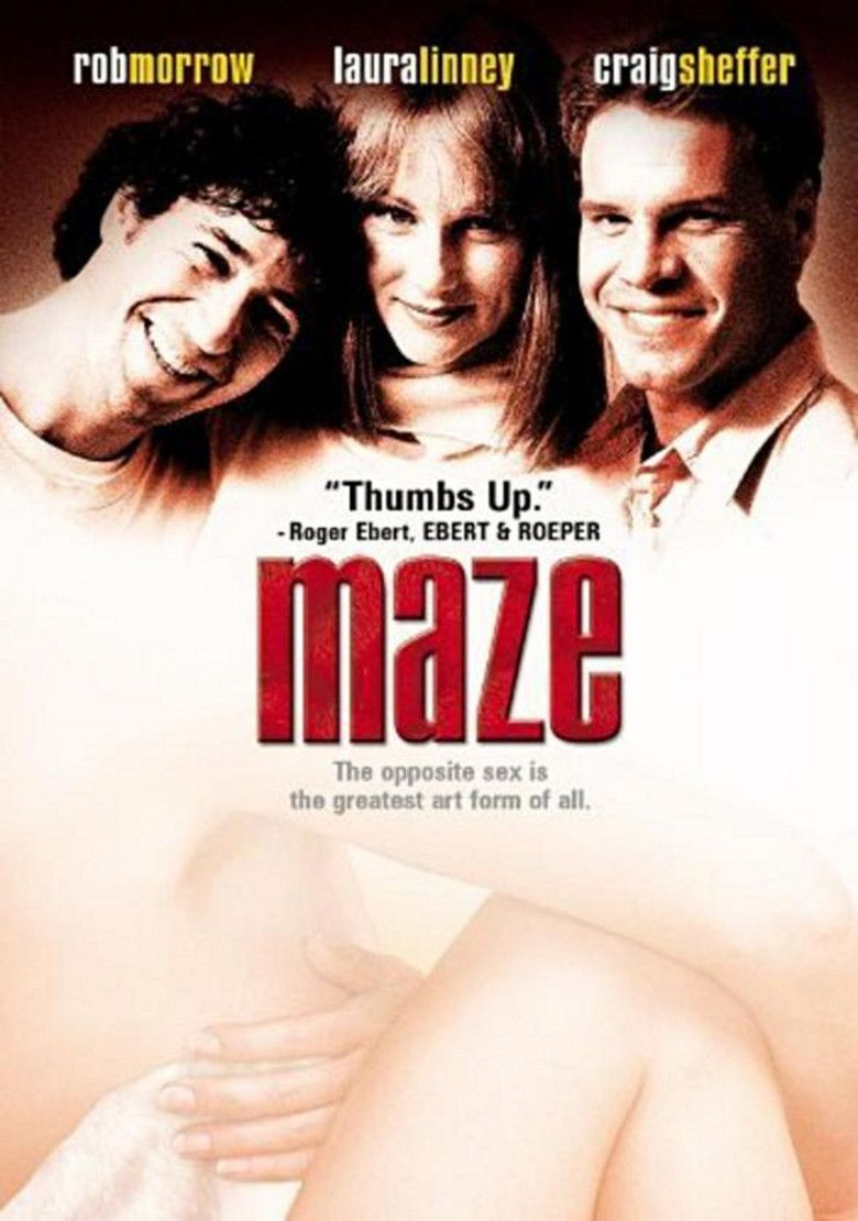 Maze (film) movie poster