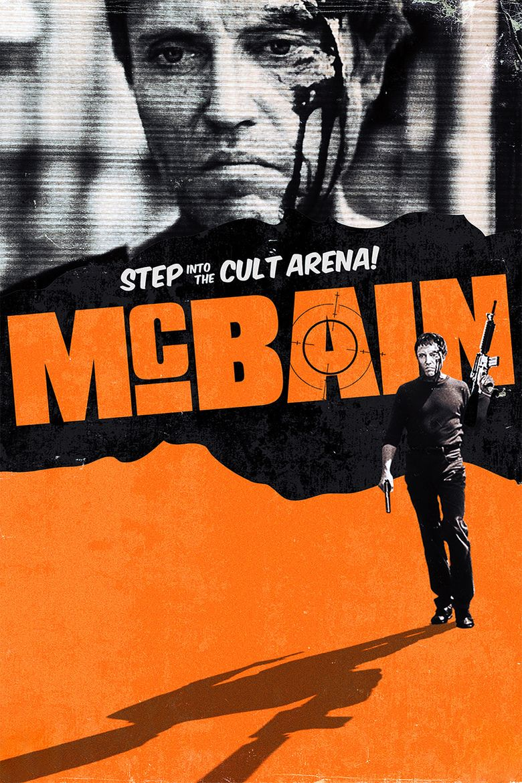 McBain (film) movie poster