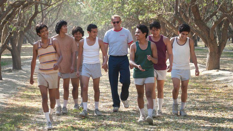 McFarland, USA movie scenes