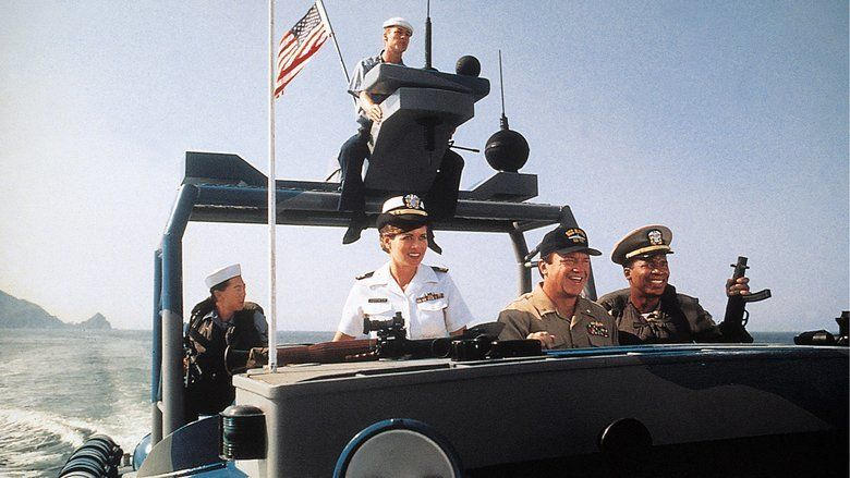 McHales Navy (1997 film) movie scenes