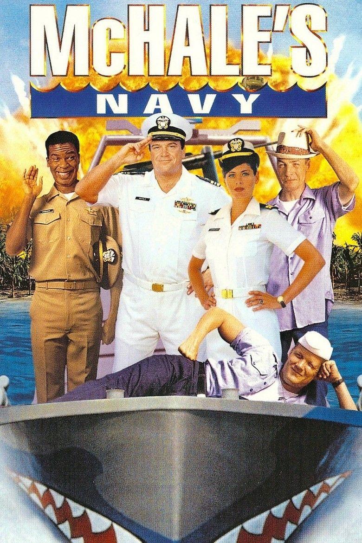 McHales Navy (1997 film) movie poster