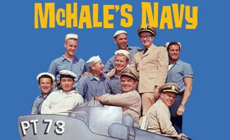 McHales Navy Joins the Air Force movie scenes