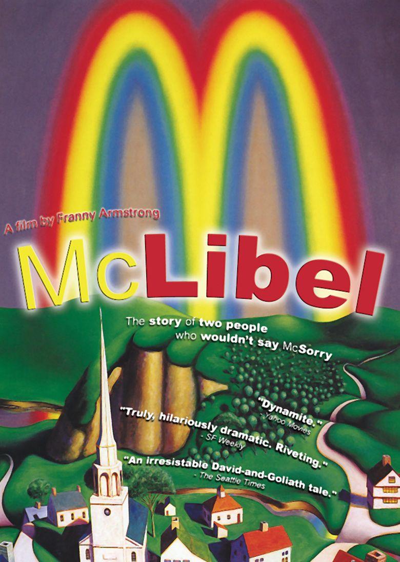 McLibel (film) movie poster