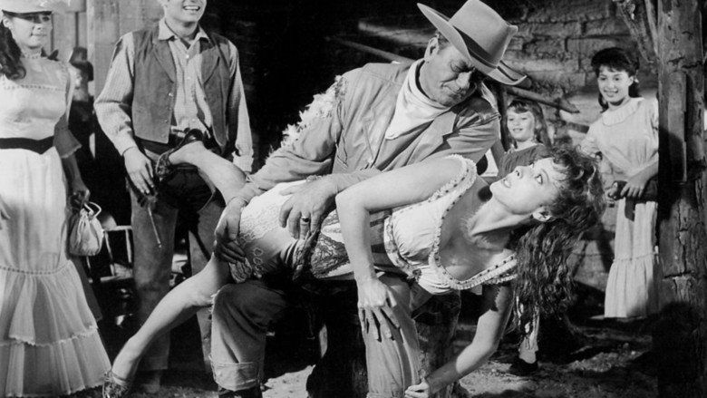 McLintock! movie scenes