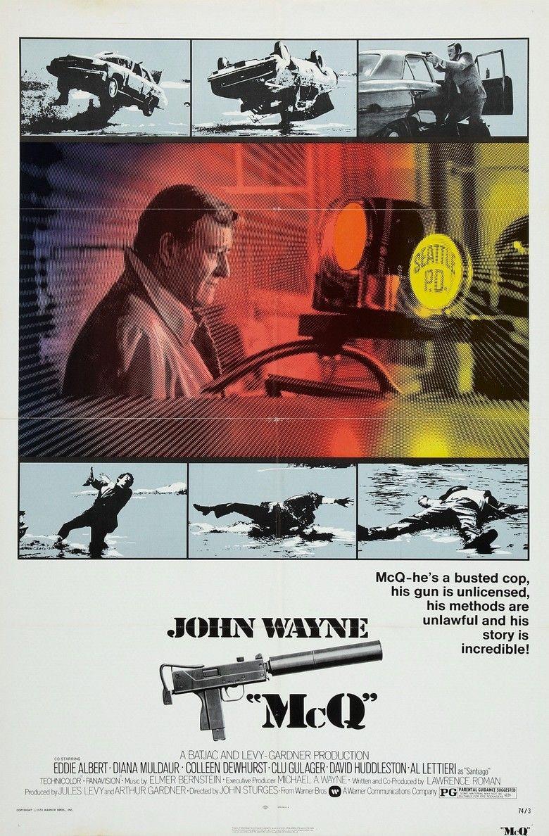 McQ movie poster