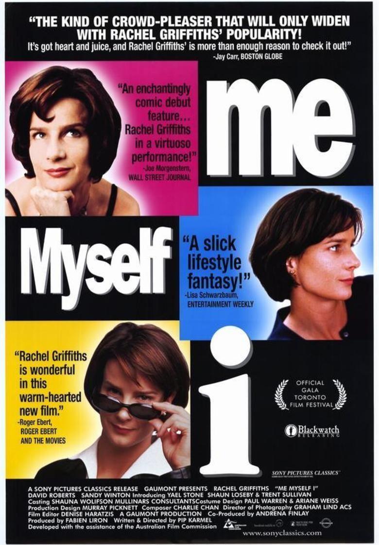 Me Myself I (film) movie poster