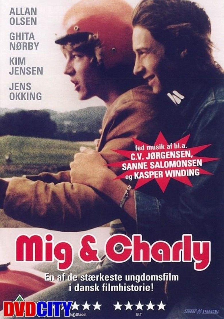 Me and Charly movie poster