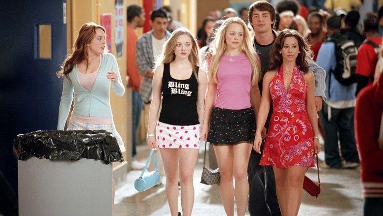 Mean Girls movie scenes
