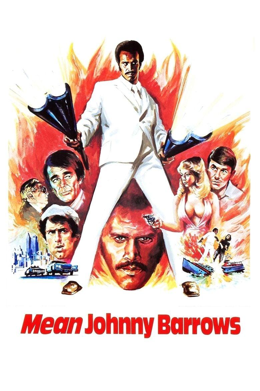 Mean Johnny Barrows movie poster