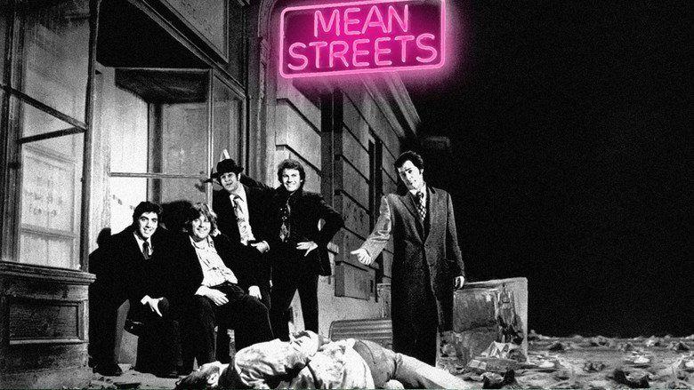 Mean Streets movie scenes
