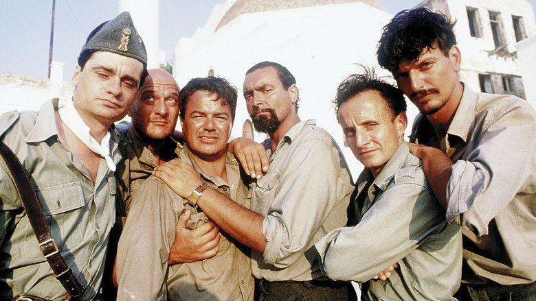Mediterraneo movie scenes