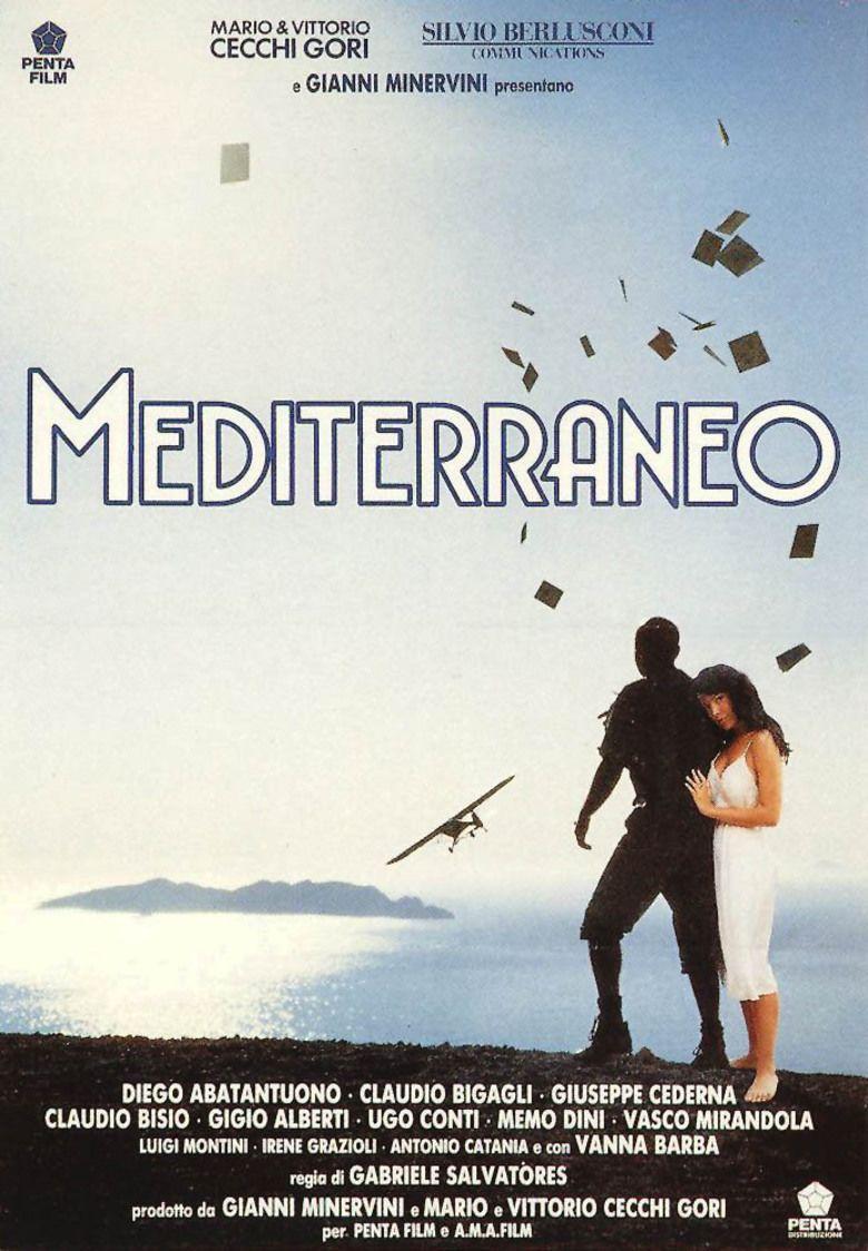 Mediterraneo movie poster