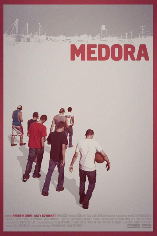 Medora (film) movie poster