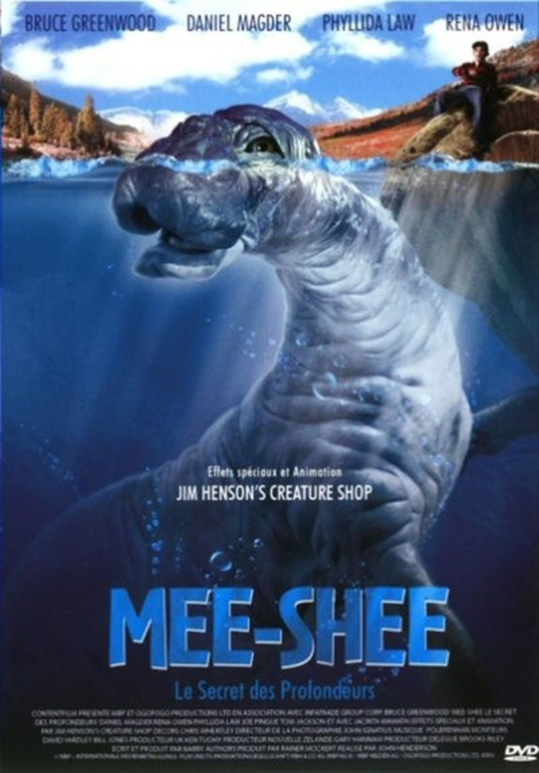 Mee Shee: The Water Giant movie poster