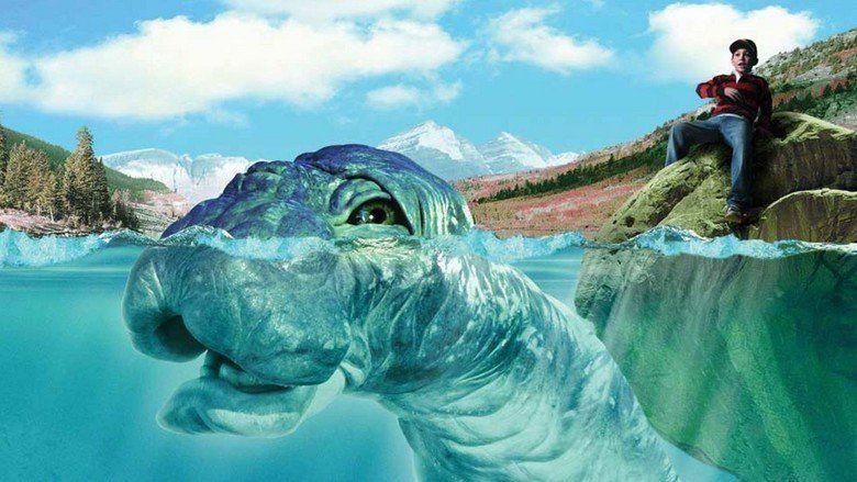 Mee Shee: The Water Giant movie scenes