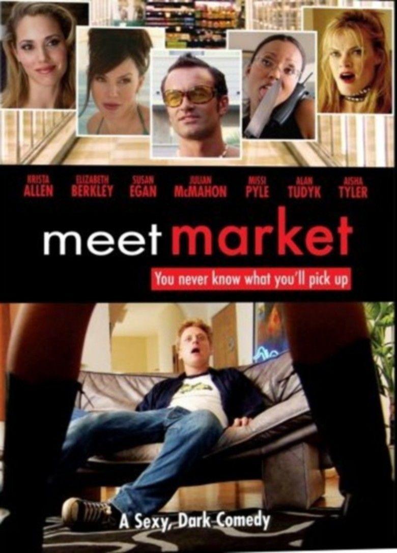 Meet Market (film) movie poster
